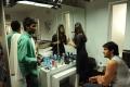 Atlee, Nayanthara, Arya @ Raja Rani Shooting Spot Stills
