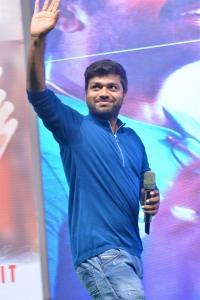 Director Anil Ravipudi @ Raja The Great Success Celebrations VVIT College Guntur Photos