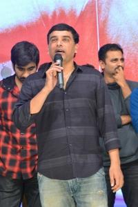 Dil Raju @ Raja The Great Success Celebrations VVIT College Guntur Photos