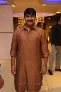 Srinivasa Reddy @ Raja The Great Success Meet Stills