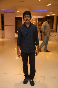 Prakash @ Raja The Great Success Meet Stills