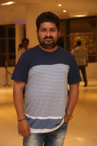 Lyricist Shyam Kasarla @ Raja The Great Success Meet Stills