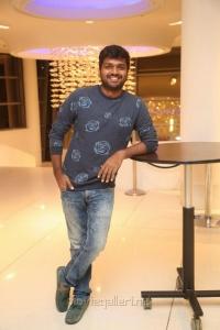 Director Anil Ravipudi @ Raja The Great Success Meet Stills