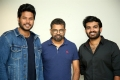 Sundeep Kishan, Sukumar, Kiran Abbavaram @ Raja Vaaru Rani Gaaru Trailer Launch Photos