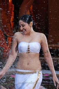 Actress Pooja Chopra Hot in Rajakota Rahasyam Telugu Movie Stills