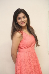 Actress Avantika Shetty @ Rajaratham Teaser Launch Stills