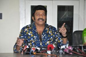 Actor Rajasekhar Press Meet Stills