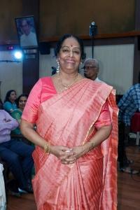 Actress KR Vijaya @ Rajasulochana 85th Birthday Anniversary Photos