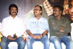 Cheran, Saran, Vasanthabalan @ Rajavukku Check Movie Audio Launch Photos