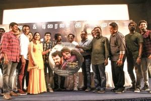 Rajavukku Check Movie Audio Launch Photos