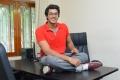 Rajdooth Hero Meghamsh Srihari Interview Stills