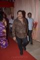 Singer Mano @ Koti's son Rajeev Saluri Prathyusha Wedding Reception Stills