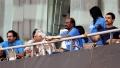 Kapil Sibal, Uddhav Thackeray, Rajinikanth, Aamir Khan @ 2011 World Cup Final
