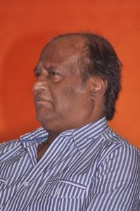 Actor Rajini at P.Chidambaram Book Release Photos