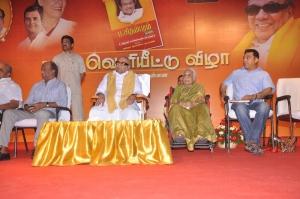 P.Chidambaram Book Release Photos