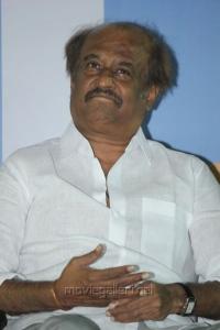 Actor Rajini @ 16 Vayathinile Trailer Launch Photos
