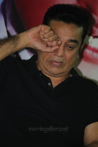 Actor Kamal Hassan @ 16 Vayathinile Trailer Launch Photos