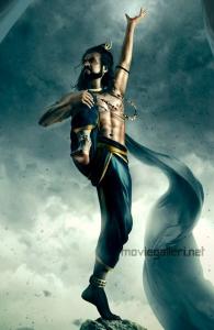 Rajini Six Pack in Kochadaiyaan Movie Posters