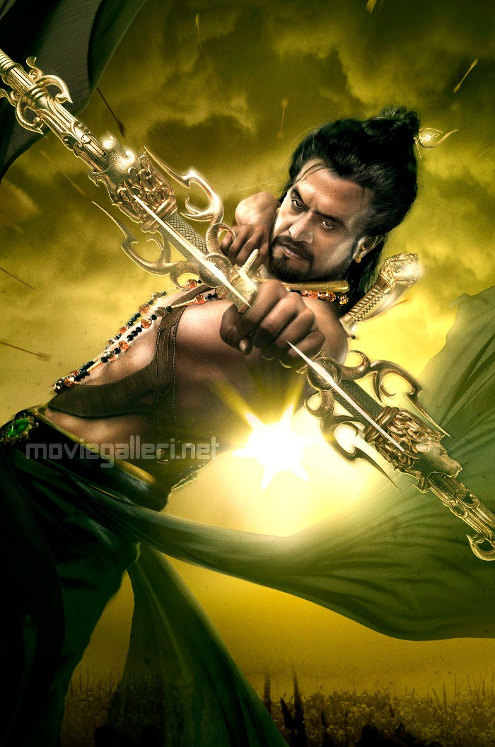 Kochadaiyaan Rajini Stills
