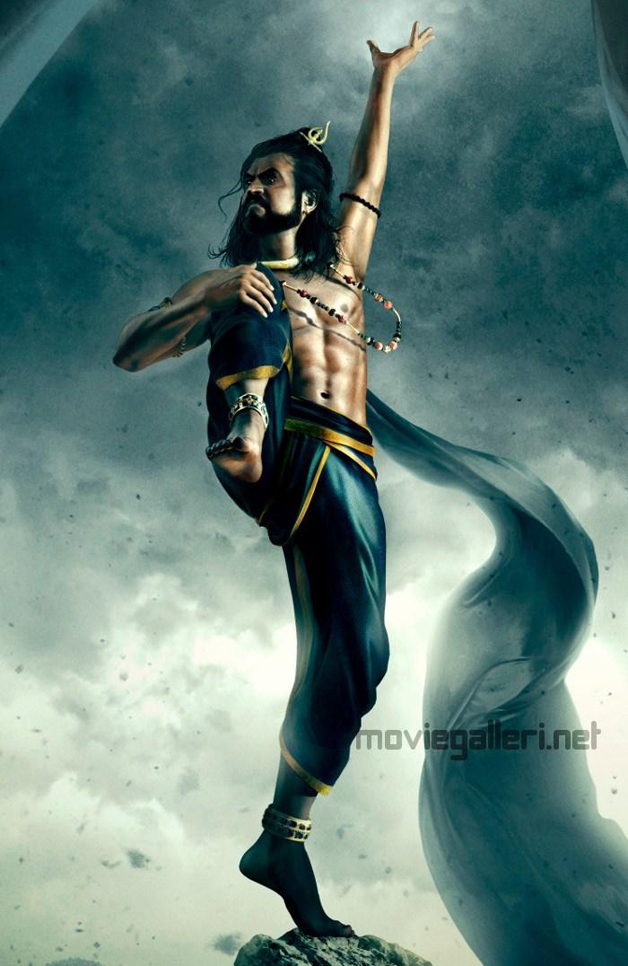 Picture 172706 | Rajini Six Pack in Kochadaiyaan Movie ...
