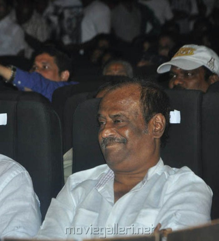 Actor Rajini New Photos at Kumki Audio Release Function