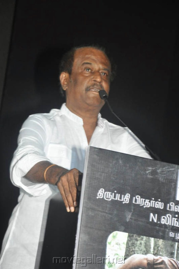 Actor Rajini at Kumki Audio Release Function
