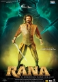 Rana First Look Posters