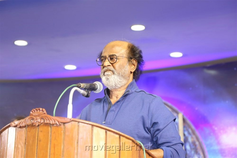 Superstar Rajinikanth Fans Meet Last Day 5 Photos
