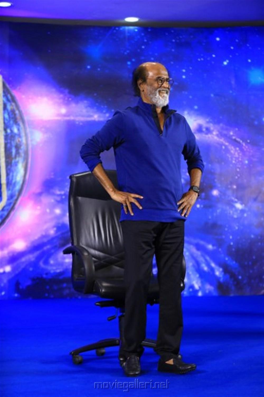 Superstar Rajinikanth Fans Meet Last Day 5 Photos