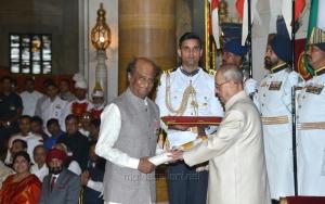 Rajinikanth @ Padma Vibhushan Award Function