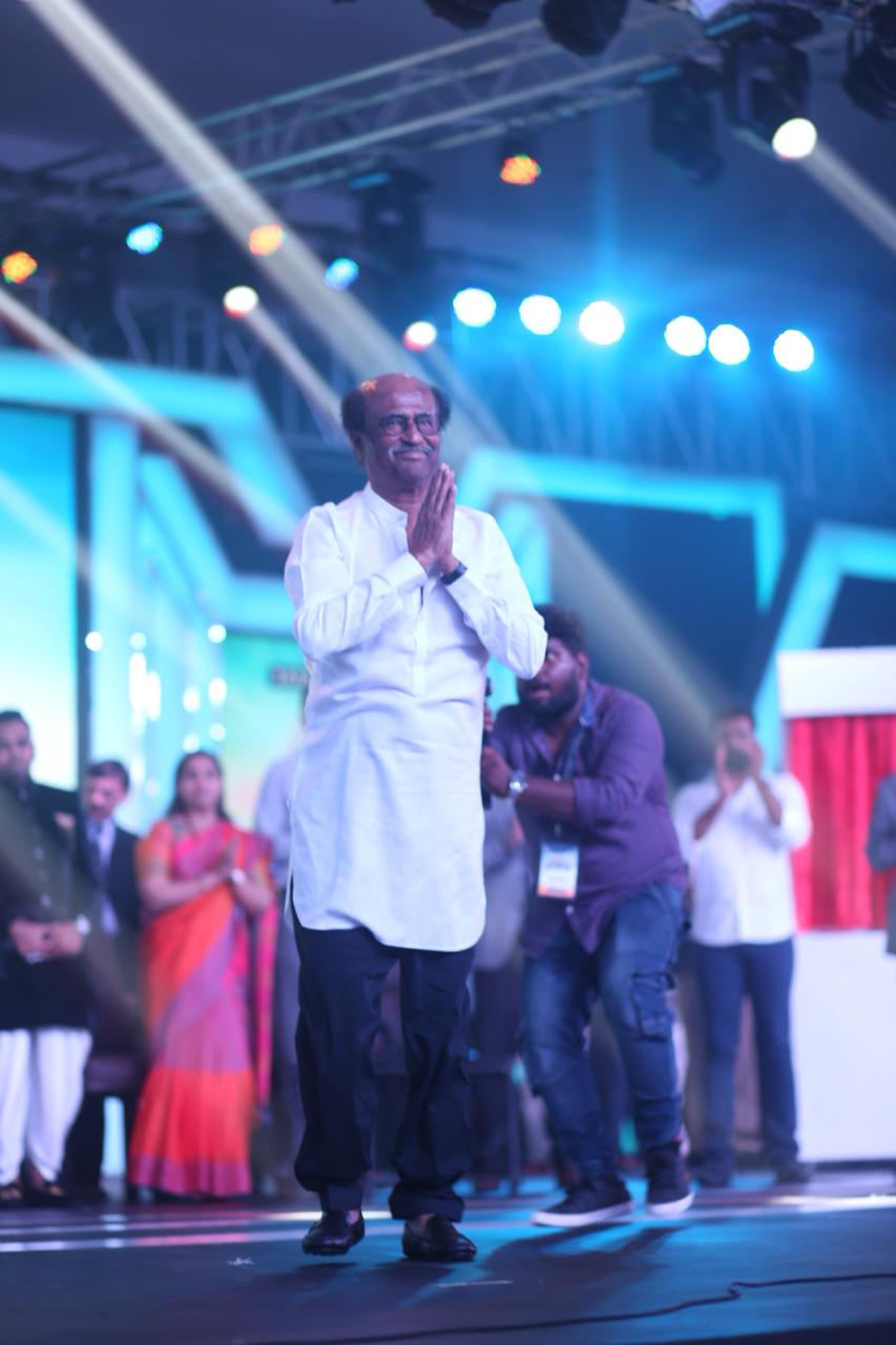 Rajinikanth @ Peace for Children Event Stills
