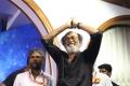 Superstar Rajinikanth Photos at Fans Meet