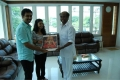 Superstar Rajini gift to Sneha, Prasanna
