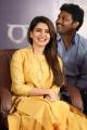 Actress Samantha @ Raju Gari Gadhi 2 Press Meet Stills