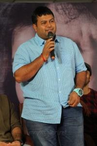 Music Director S Thaman @ Raju Gari Gadhi 2 Press Meet Stills