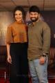 Seerat Kapoor, Omkar @ Raju Gari Gadhi 2 Press Meet Stills
