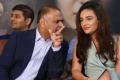 Prasad V Potluri, Seerat Kapoor @ Raju Gari Gadhi 2 Success Meet Stills