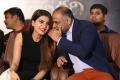 Samantha, Prasad V Potluri @ Raju Gari Gadhi 2 Success Meet Stills