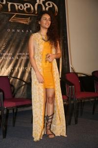 Seerat Kapoor @ Raju Gari Gadhi 2 Trailer Launch Stills