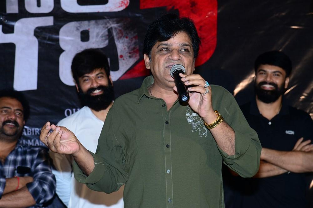 Ali @ Raju Gari Gadhi 3 Trailer Launch Stills