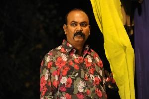 Producer A Guru Raj in Rakshaka Bhatudu Movie Stills