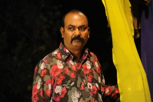 Producer A Gururaj in Rakshaka Bhatudu Movie Stills