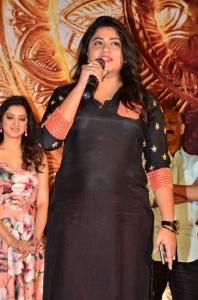 Actress Jyothi @ Rakshaka Bhatudu Pre Release Function Stills