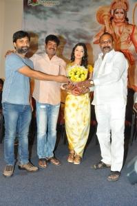Rakshaka Bhatudu Trailer Launch Stills