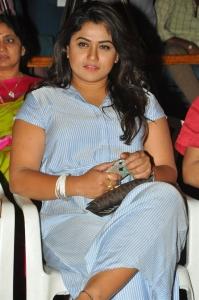 Actress Jyothi @ Rakshaka Bhatudu Trailer Launch Stills