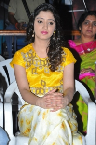 Actress Richa Panai @ Rakshaka Bhatudu Trailer Launch Stills