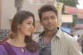 Nayanthara, Suriya in Rakshasudu Movie Stills