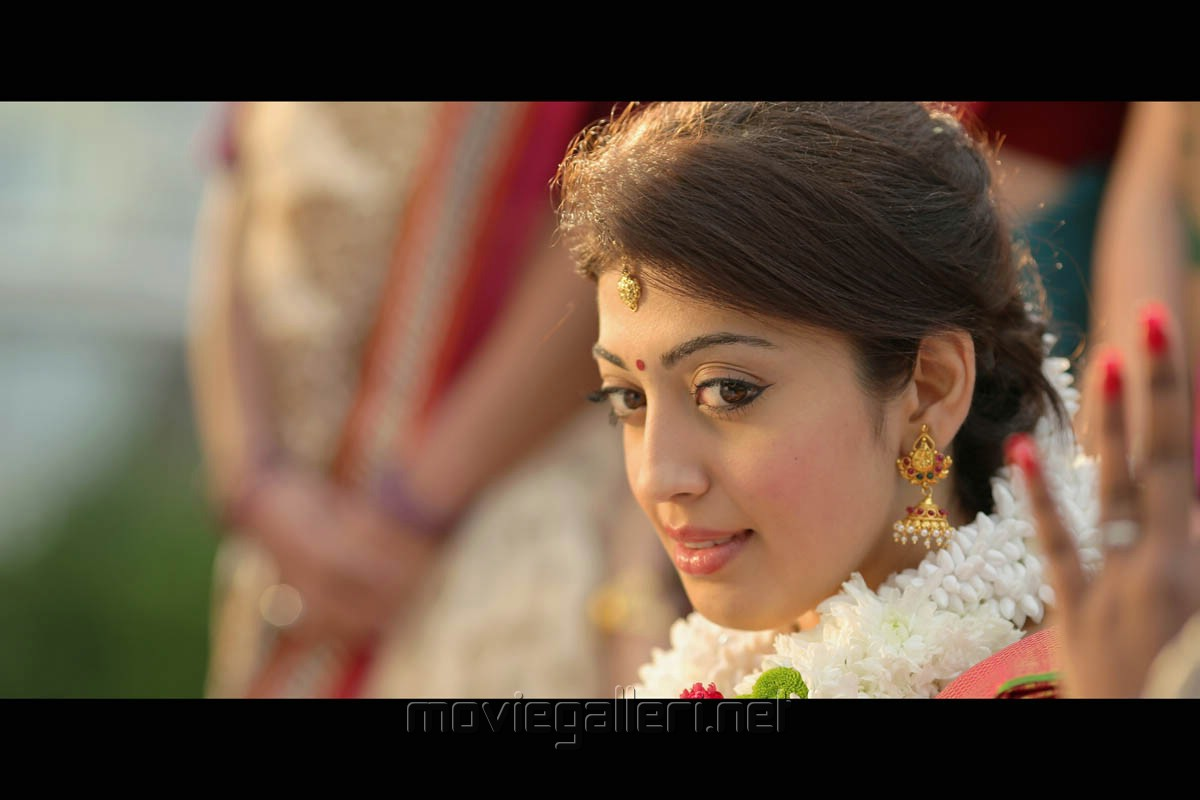 Actress Pranitha in Rakshasudu Movie Stills