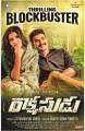Anupama, Bellamkonda Sreenivas in Rakshasudu Movie Thrilling Blockbuster Posters