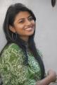 Cute Rakshita in green dress at Bus Stop Success Meet